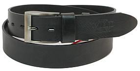 Кожаный ремень ALWAYS WILD 110-130 x 4 см Черный (PPW-1)