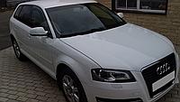 Дефлекторы окон Audi A3 hatchback 3-х дв 8P 2004-2012 VL-Tuning Ветровики ауди а3 8п