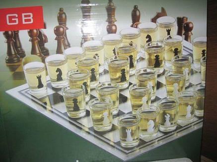Шахи з чарками 25х25 см o-76, фото 2