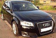 Мухобойка, дефлектор капота Audi (Ауди) А3 (2005-) 'SIM'