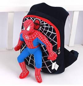 Рюкзак детский Spider Man Черный (6YND846D)