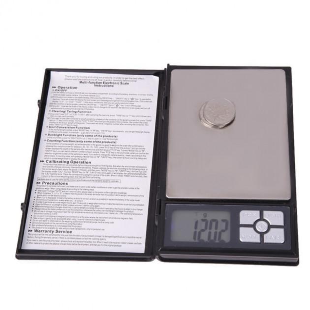 Карманные электронные весы Digital Scale MH048 0.01-500 г (ml-17)