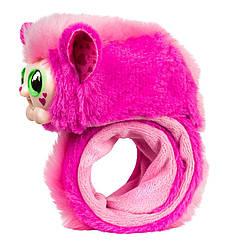 Интерактивная игрушка браслет Принцесса Little Live Wrapples Slap Bracelets Princeza