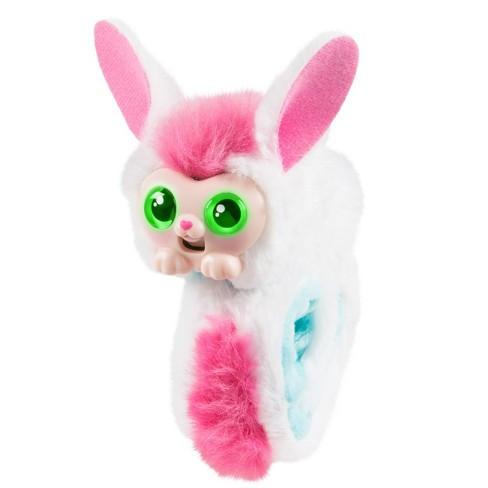 Интерактивная игрушка браслет Бони Little Live Wrapples Slap Bracelets Bonnie