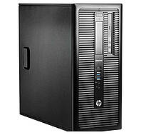Компютер ПК HP EliteDesk 800 G1 Tower Intel Core i5 4570 4x3.2(3.6) 16Gb Ram 240Gb SSD DVD s1150