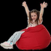 Кресло-мешок Груша  Красная 60х90