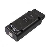 OBD2 автосканер для диагностики Opel OP-COM V1.59 Черный (006111)