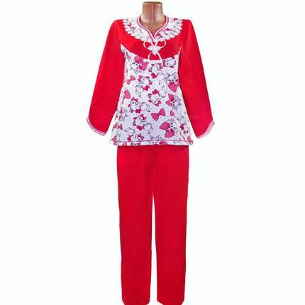 Пижама теплая начесная, фото 2