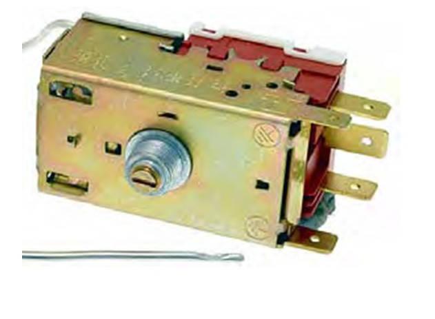 Термостат R23591 (K22 L1082) испарителя  для льдогенератора Brema CB, фото 2