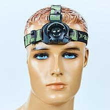Ліхтарик налобний Headlamp