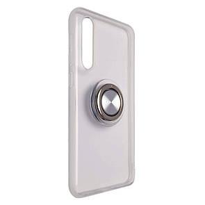 Чехол-накладка DK-Case Silicone Clear Ring для Xiaomi Mi 9 SE (clear)