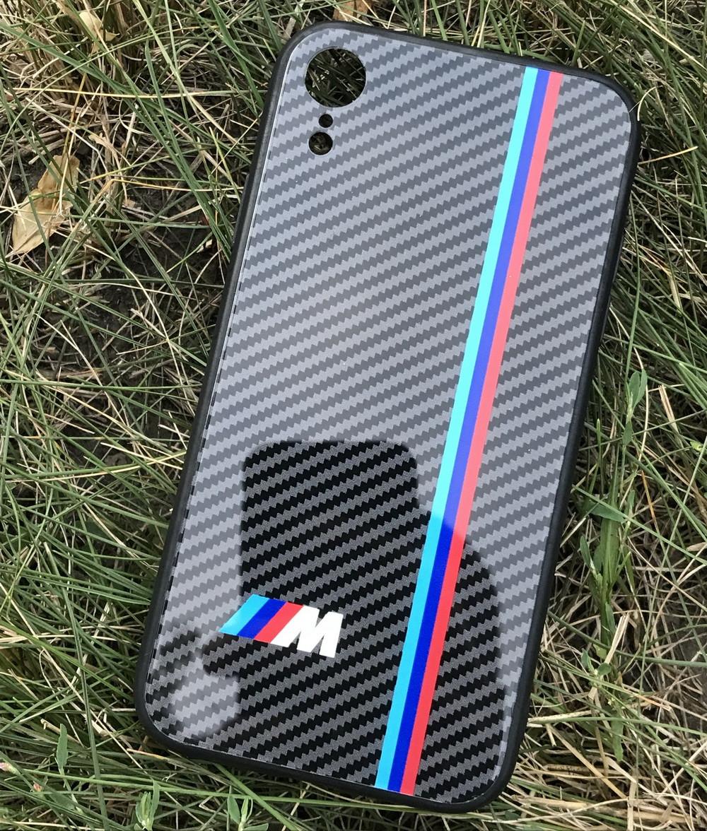 Чехол BMW M Series для Apple iPhone XR