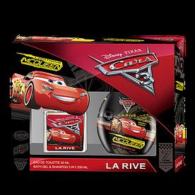 Детский подарочный набор La Rive Cars (парф.вода, гель д/душа) #B/E