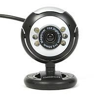 Веб-камера OMEGA C12SB с микрофоном оригинал Польша
