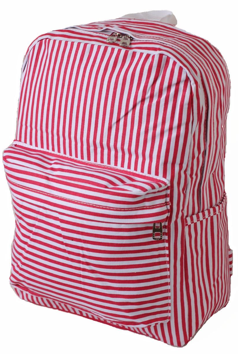 Рюкзак городской Vertical Stripe HHU00275 Красный (tau_krp330_00275)