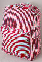Рюкзак городской Vertical Stripe HHU00275 Красный (tau_krp330_00275), фото 3