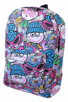 Рюкзак городской HGG00276 Carnival Разноцветный (tau_krp250_00276), фото 2