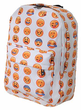 Рюкзак городской Smileys JH00269 Белый (tau_krp240_00269), фото 2