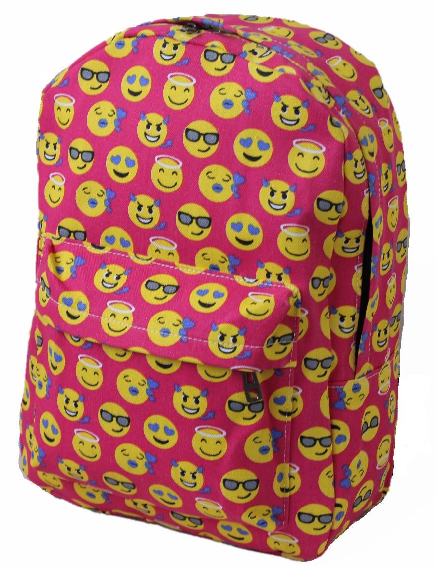 Рюкзак городской Smileys MK00269 Розовый (tau_krp240_00269dc)