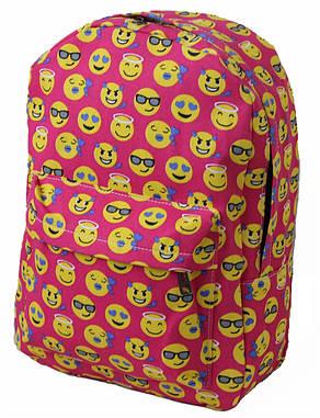 Рюкзак городской Smileys MK00269 Розовый (tau_krp240_00269dc), фото 2
