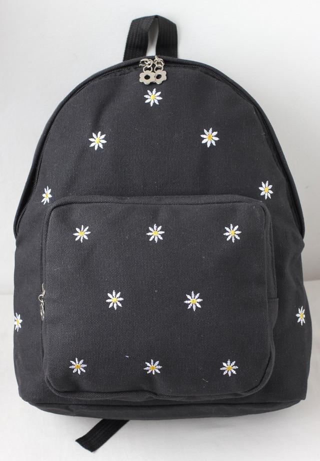 Рюкзак городской Camomile IUH00117 Черный (tau_krp225_00117)