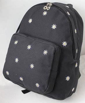 Рюкзак городской Camomile IUH00117 Черный (tau_krp225_00117), фото 2