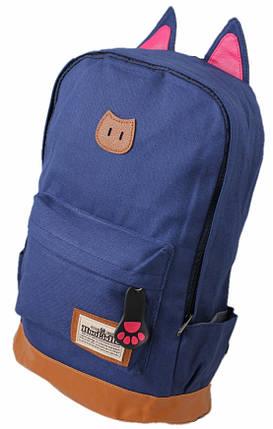 Рюкзак городской Kitty FR00130 Темно-Синий (tau_krp285_00130ss), фото 2