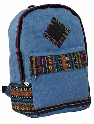 Рюкзак городской Etno BHN00116 Синий (tau_krp312_00116fd), фото 2