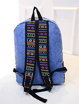 Рюкзак городской Etno BHN00116 Синий (tau_krp312_00116fd), фото 3