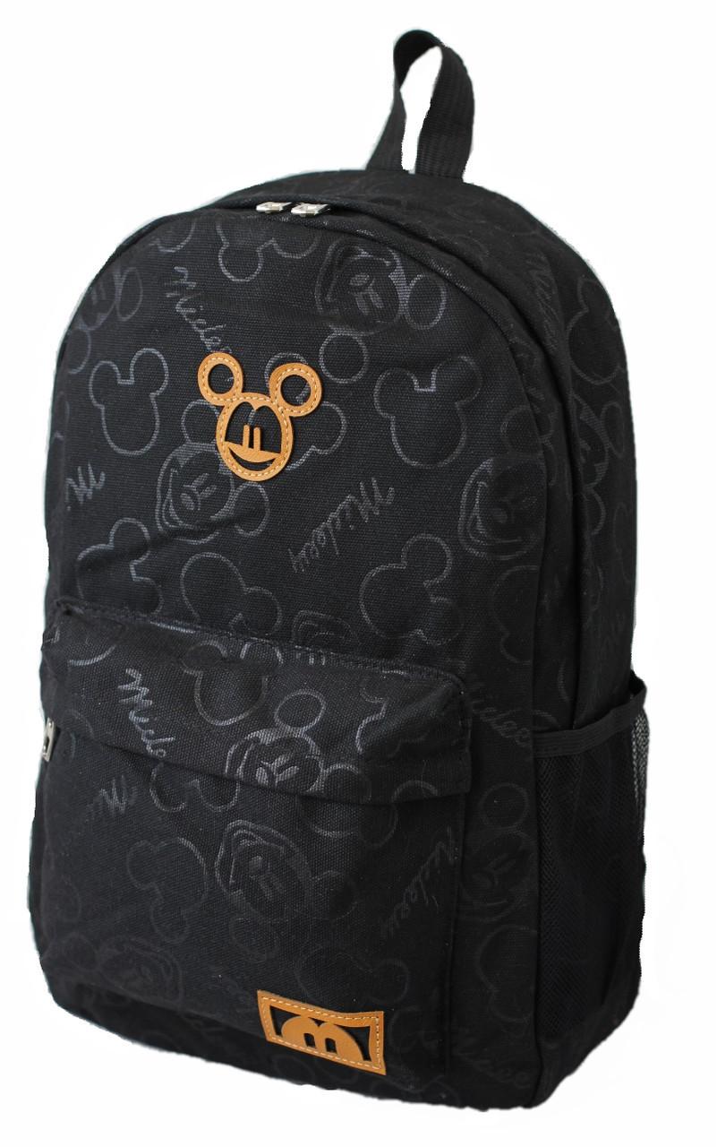 Рюкзак городской Mikki HJG00182 Черный (tau_krp360_00182)