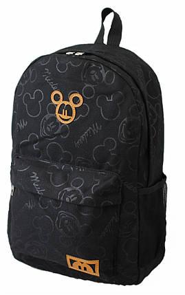 Рюкзак городской Mikki HJG00182 Черный (tau_krp360_00182), фото 2