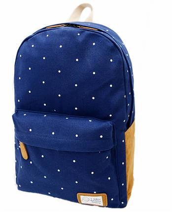 Рюкзак городской Fine Point JH00128 Темно-синий (tau_krp285_00128), фото 2