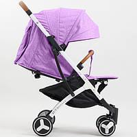 Детская прогулочная коляска YoyaPlus 3 Фиолетовая (959766933)