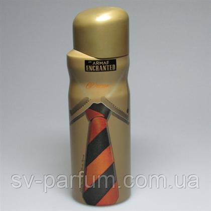 Парфюмированный дезодорант мужской Enchanted Priomo 200ml