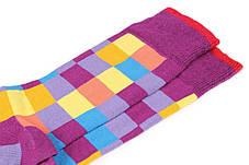 Мужские носки Sammy Icon Squares 40-46 Цветные (009084), фото 3