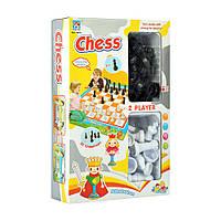 Коврик 5831  игровой, 50-60см, шахматы, в кор-ке, 21-32,5-8см