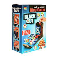 Настольная игра 007-68  карточки, кубики, в кор-ке, 16-23-8см