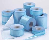 Стерилизационная упаковка-пленка (без складок с индикаторами для пара) Стериклин ®   7,5см/200м