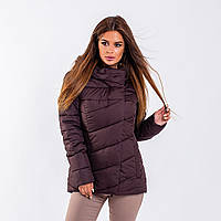 Женская куртка Indigo N 030T BROWN