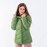 Женская куртка Indigo N 030T GRASS