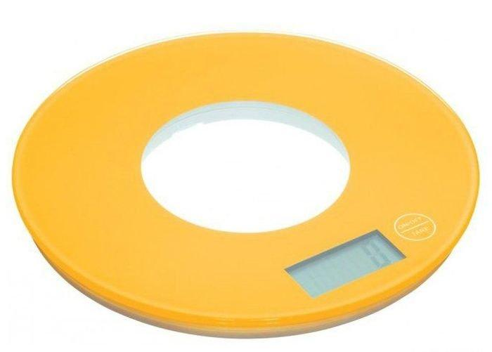Сенсорні кухонні електронні круглі ваги Colourworks Kitchen Craft до 5кг