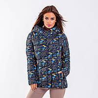 Женская куртка Indigo N 030T PIXEL NAVY