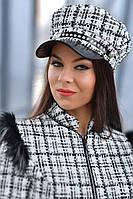 """Кепи со стразами Swarovski """"Lady Chanel"""" 71901 #O/V"""