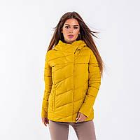 Женская куртка Indigo N 030T YELLOW