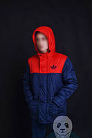 Зимняя куртка,парка мужская адидас,adidas, фото 1
