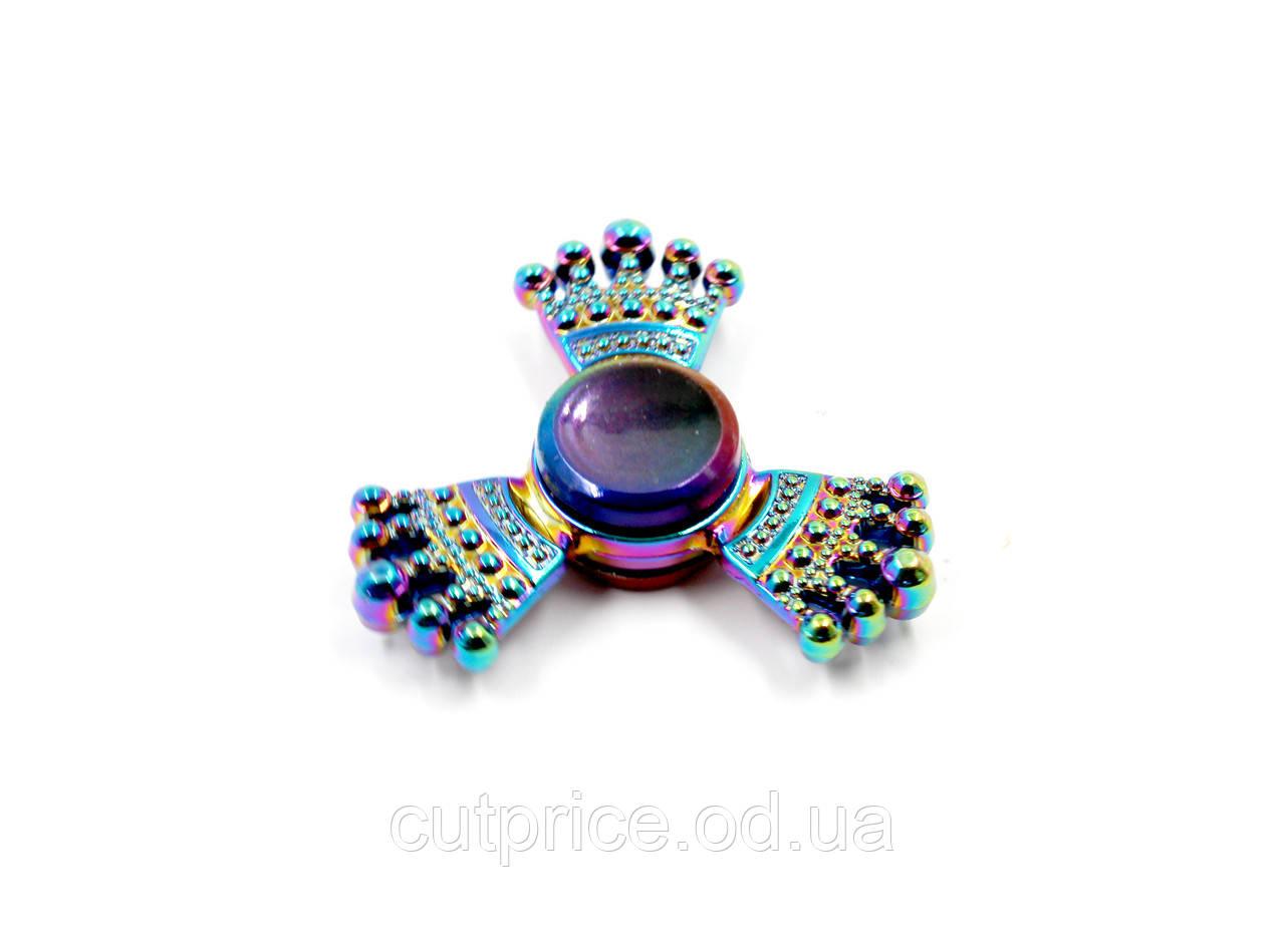 Toy Spinner UK Металевий спинер X1 (ТІЛЬКИ ЯЩИКОМ!!!) (200)