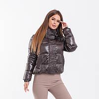 Женская куртка Indigo N 047T MONCLER BROWN