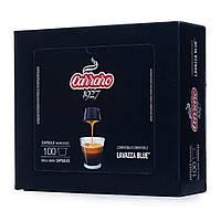 Кофе в капсулах для системы Lavazza blue Crema Espresso смесь 80% / 20% ,100 капсул.Carraro Caffe S.p.A.Italia