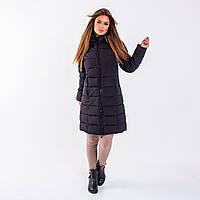 Женское пальто Indigo N 008T BLACK