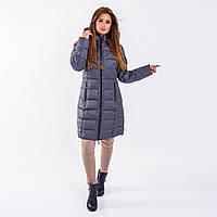 Женское пальто Indigo N 008T MEMORY ANTHRACITE